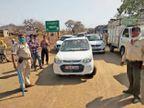 महाराष्ट्र बाॅर्डर के गांवाें के रास्तों से आना-जाना कर रहे लाेग, नहीं हो रही कोरोना जांच|बैतूल,Betul - Dainik Bhaskar