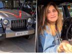 बहन आरती सिंह ने अपने दम पर खरीदी कार तो कॉमेडियन ने कहा- मुझसे एक भी रुपया नहीं लिया, यह मेरे लिए गर्व की बात|टीवी,TV - Dainik Bhaskar