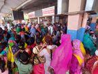 पिछले 24 घंटे में जोधपुर में मिले सबसे ज्यादा 142 नए पॉजिटिव, फरवरी के मुकाबले मार्च में 295% बढ़ी संक्रमण की दर|जयपुर,Jaipur - Dainik Bhaskar