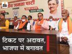 46 दिन पहले लादूलाल पितलिया को भाजपा ने घर वापसी कराई, ताकि चुनाव में फायदा मिले; टिकट नहीं मिला ताे निर्दलीय मैदान में उतरे|जयपुर,Jaipur - Dainik Bhaskar