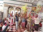 पानी पतासी वाले और धर्मशाला के कर्मचारियों समेत 24 निकले पॉजिटिव, सीकर में एक दिन में फिर 28 संक्रमित मिले|सीकर,Sikar - Dainik Bhaskar