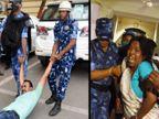 सुरक्षा प्रहरियों के पद 105 और तैनाती मात्र 20 की, ऐसे में कैसे संभलता इतना बड़ा बवाल|बिहार,Bihar - Dainik Bhaskar