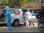 प्रशासन के आंकड़ों में सिर्फ चार दर्ज, सोमवार को भी 148 लोग संक्रमित आए, सेंट्रल जेल में भी पहुंचा कोरोना|जबलपुर,Jabalpur - Dainik Bhaskar