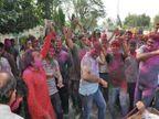 बहनों से तिलक कराने पहुंचेंगे भाई, पुलिस लाइन में भी कल मनाया जाएगा रंगो का त्योहार|सीकर,Sikar - Dainik Bhaskar