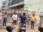 दुर्ग जिले में चौहान टाउन समेत अब तक 14 इलाके कंटेनमेंट जोन घोषित, मेडिकल इमरजेंसी छोड़ अन्य गतिविधियां प्रतिबंधित|भिलाई,Bhilai - Dainik Bhaskar