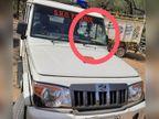 मंदिर में नगाड़ा ले जाने को लेकर महंत के अनुयायियों से भिड़े ग्रामीण, मौके पर पहुंची पुलिस के साथ भी की मारपीट|हरियाणा,Haryana - Dainik Bhaskar