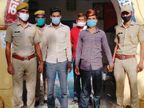हत्या में इस्तेमाल तलवार, कुल्हाड़ी और खून से सने कपड़े बरामद किए गए, महिला के बाद दोनों युवकों को भी जेल भेजा|राजस्थान,Rajasthan - Dainik Bhaskar