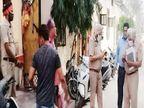होली के जश्न के बीच शराब के नशे में पत्नी का गला घोंटकर किया कत्ल, वारदात के बाद बच्चे को लेकर फरार|पंजाब,Punjab - Dainik Bhaskar