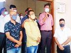 मंडी में काम करने वाले 45 साल से अधिक उम्र वाले किसी भी कर्मचारी और व्यापारी ने वैक्सीन नहीं लगवाई तो होगी सख्त कार्रवाई, दुकान हाेगी सील|इंदौर,Indore - Dainik Bhaskar