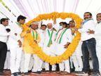 मुख्यमंत्री गहलोत ने नेता प्रतिपक्ष कटारिया पर किया पलटवार, कहा - 6 महीने होने वाले हैं पूरे, नहीं गिरेगी कांग्रेस सरकार|उदयपुर,Udaipur - Dainik Bhaskar