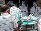 रांची में एक्टिव मरीजों की संख्या पहुंची 1045, राज्य में मिले 418 संक्रमित मरीज|रांची,Ranchi - Dainik Bhaskar