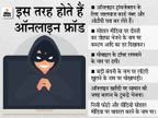 न्यूड लड़की के साथ स्क्रीन शॉट लेकर रुपए ऐंठते हैं; सोशल मीडिया पर वायरल करने की धमकी देकर करते हैं ब्लैकमेल|मध्य प्रदेश,Madhya Pradesh - Dainik Bhaskar