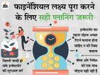 फाइनेंशियल अप्रैल फूल न बनें, आज से ही शुरू करें इस साल के लिए इन्वेस्टमेंट प्लानिंग|बिजनेस,Business - Dainik Bhaskar
