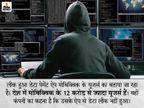 10 करोड़ भारतीयों की पर्सनल डिटेल्स डार्क वेब पर बिकने के लिए तैयार, 63 लाख रुपए में बेचा जा रहा 350 GB डेटा|देश,National - Dainik Bhaskar