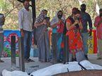 2 दिन में 1271 केस, कोविड अस्पतालों से 24 घंटे में एमवायएच पहुंचे 20 शव इंदौर,Indore - Dainik Bhaskar