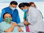 डॉ. हर्ष वर्धन ने कहा -सभी वैक्सीन पूरी तरह सुरक्षित और प्रभावी हैं|दिल्ली + एनसीआर,Delhi + NCR - Dainik Bhaskar