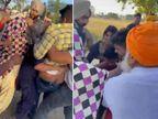 अपहरण और रेप के मामले में भगौड़ा घोषित युवक को गिरफ्तार करने पहुंची पुलिस टीम पर हमला, 4 कर्मचारी घायल|पंजाब,Punjab - Dainik Bhaskar