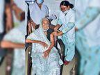 45 साल से अधिक उम्र के लाेगों, आप रामछबीली देवी से लें प्रेरणा; 101 की उम्र में लगवाईं वैक्सीन मुजफ्फरपुर,Muzaffarpur - Money Bhaskar