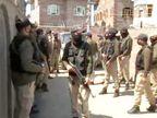 नौगाम में भाजपा नेता के घर पर आतंकी हमला, सुरक्षाकर्मी शहीद; 2 दिन पहले सोपोर में पार्षदों पर फायरिंग हुई थी|देश,National - Dainik Bhaskar