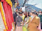 शिमला के सभी वार्डों में खोले जाएंगे ओपन जिम, गंज बाजार में भी खुला शिमला,Shimla - Dainik Bhaskar
