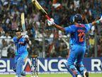 युवराज से पहले आकर धोनी ने बदला पूरा मैच; पैडी अप्टन बोले- माही ने दूर से ही इशारों में कर्स्टन से बैटिंग की इजाजत मांगी थी|क्रिकेट,Cricket - Dainik Bhaskar