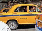 हर टैक्सी पर लिखा है 'नो रिफ्यूजल', मतलब नाफरमानी पसंद नहीं, सत्ता में आई हर पार्टी ने दिखाया कि अपनी बात कैसे मनवाते हैं|पश्चिम बंगाल,West Bengal - Dainik Bhaskar