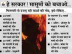 पछुआ हवा से भड़की आग उजाड़ रही मांओं की गोद; इसलिए संभलकर रहें...|बिहार,Bihar - Dainik Bhaskar