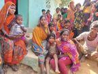 फूस के घर में सोए 2 बच्चे जलकर राख, अब डेढ़ साल के मासूम ने भी तोड़ा दम; 5 ने भागकर बचाई अपनी जान|बांका,Banka - Dainik Bhaskar