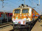 केवडिया-प्रतापनगर की 2 मेमू ट्रेन अनिश्चितकाल के लिए हो गई बंद, ढाई महीने पहले ही PM मोदी ने दिखाई थी हरी झंडी|गुजरात,Gujarat - Dainik Bhaskar