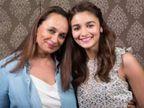 आलिया भट्ट के संक्रमित होने के बाद उनकी मां सोनी राजदान ने कोरोना पर लिखी कविता, बोलीं-मुझे डर लग रहा है|बॉलीवुड,Bollywood - Dainik Bhaskar