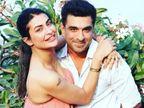 एजाज खान से शादी के सवाल पर पवित्रा पुनिया बोलीं- घर तो हम भी बसाना चाहते हैं, लेकिन उसके लिए फाइनेंशियली स्टेबल होना पड़ेगा|टीवी,TV - Dainik Bhaskar