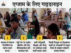 कोविड प्रॉटोकॉल का पालन करते हुए आयोजित कराने होंगे एग्जाम, DM व DEO को भेजा गया निर्देश|बिहार,Bihar - Dainik Bhaskar