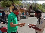 रतलाम में लगातार दूसरे दिन जारी है लॉकडाउन, लॉकडाउन तोड़ने वाले 156 लोगों को पुलिस ने पहुंचाया ओपन जेल|रतलाम,Ratlam - Money Bhaskar