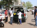 महाराष्ट्र से लौटने वाले यात्रियों की जांच में एक ही दिन में 130 लोग पॉजिटिव मिले, इनमें से 52 एक ही बस में सवार होकर आए थे|गुजरात,Gujarat - Dainik Bhaskar