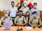 पाकिस्तान से हेरोइन मंगवाकर सप्लाई करने जा रहा युवक गिरफ्तार, 3 किलो नशा और एक कार बरामद पंजाब,Punjab - Dainik Bhaskar