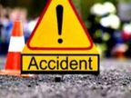 गया में मेला देखने टेम्पो में बैठकर जा रहे थे 5 लोग, डुमरिया हाइवे हुआ हादसा; 4 की हालत गंभीर|गया,Gaya - Dainik Bhaskar