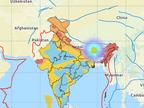 सिक्किम-नेपाल बॉर्डर पर 5.4 तीव्रता का भूकंप; पश्चिम बंगाल, बिहार और असम में भी महसूस हुए झटके|देश,National - Dainik Bhaskar