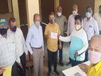 आलू-प्याज और एक्सपायरी खाद्य सामाग्री बेचने वालों पर छापेमारी, 13 दुकानदारों पर जुर्माना|भिलाई,Bhilai - Money Bhaskar