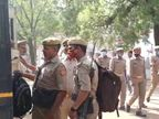 BSP के बाहुबली विधायक को सड़क मार्ग से लाने के लिए पुलिस टीम रवाना, सेहत का ख्याल रखने के लिए डॉक्टर भी साथ रहेंगे|झांसी,Jhansi - Dainik Bhaskar