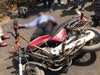 सब्जी बेचकर घर वापस आ रहे अधेड़ की गोली मारकर हत्या, सड़क पर गिरी मिली लाश और बाइक|झारखंड,Jharkhand - Dainik Bhaskar