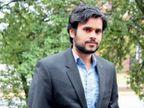 जिस बेटे का जुलाई में निकाह तय करना था, मजबूर मां ने उसे 13 हजार किमी दूर बैठकर सुपुर्दे खाक होते ऑनलाइन देखा|भोपाल,Bhopal - Dainik Bhaskar