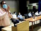 1 दिन में अब तक के सबसे अधिक 367 मरीज आए सामने, नाइट कर्फ्यू का समय बढ़ाते हुए कलेक्टर ने चेताया- अब न संभले तो और सख्त फैसले लेने पड़ेंगे|उदयपुर,Udaipur - Dainik Bhaskar