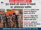 क्या सुरक्षा बलों की स्ट्रैटजी कमजोर थी, आला अफसरों ने एडवेंचर के लिए जल्दबाजी में लॉन्च कर दिया ऑपरेशन?|देश,National - Dainik Bhaskar