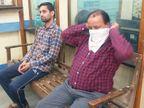80 हजार के लोन पर मांग रहे थे 6 हजार का कमीशन, 5 हजार लेते ACB ने किया गिरफ्तार|राजस्थान,Rajasthan - Dainik Bhaskar