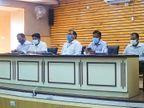 उदयपुर में 5 दिनों में कोरोना के 722 नए मरीज मिले, एक्टिव केस की संख्या बढ़कर पहुंची 1202|उदयपुर,Udaipur - Dainik Bhaskar