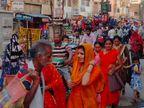 ग्राहकों की सोशल डिस्टेंसिंग टूटी तो दुकान होगी सील, कोविड को लेकर प्रशासन ने सख्त किए नियम|भिंड,Bhind - Dainik Bhaskar