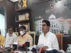 रायपुर नगरनिगम5 डायग्नोस्टिक सेंटर बनाएगा, तुहंर सरकार-तुहंर द्वार जारी रहेगा; मुक्तिधामों में मिलेंगे गोकाष्ठ|रायपुर,Raipur - Dainik Bhaskar