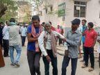 PMCH में कैदी को भर्ती करा लौटते समय बेगूसराय जेल के ड्राइवर का मर्डर|बेगूसराय,Begusarai - Dainik Bhaskar