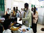 जबलपुर जिले में कोरोना वैक्सीन लगवाने उमड़ रही भीड़, चार दिनों में 70 हजार से अधिक लोगों ने लगवाई वैक्सीन|जबलपुर,Jabalpur - Dainik Bhaskar
