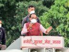 एक दिन में मध्यप्रदेश 8वें से अब 7वां सबसे संक्रमित राज्य बना, पंजाब भी पीछे|भोपाल,Bhopal - Dainik Bhaskar